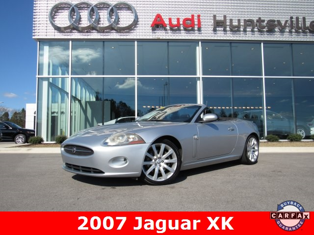 2007 Jaguar XK Base