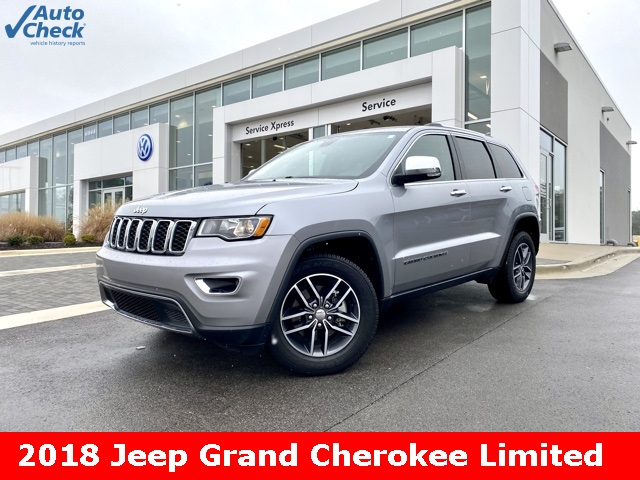 2018 Jeep Grand Cherokee Limited photo