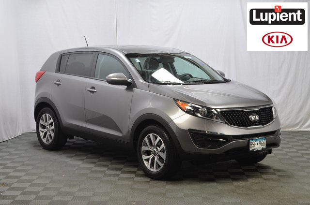 2016 Kia Sportage LX photo