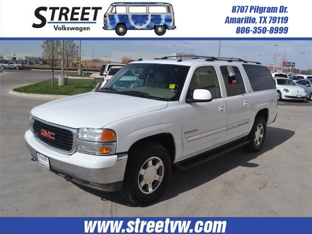 Rent To Own GMC Yukon XL in Amarillo