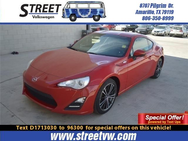 Scion FR-S Under 500 Dollars Down