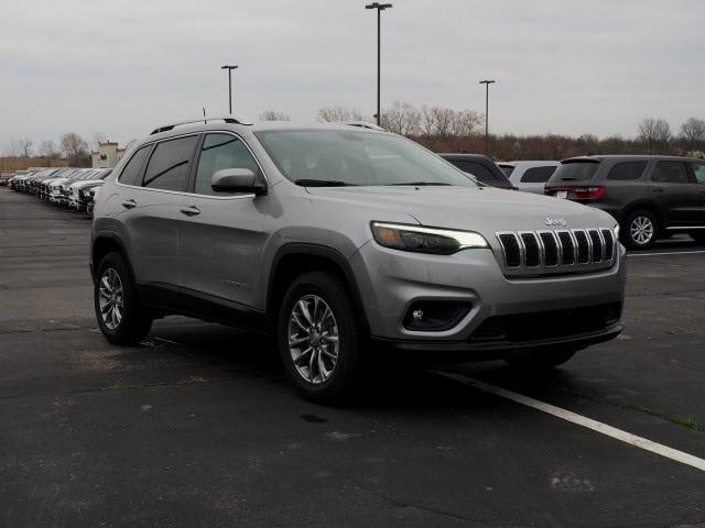 2019 Jeep Cherokee  photo