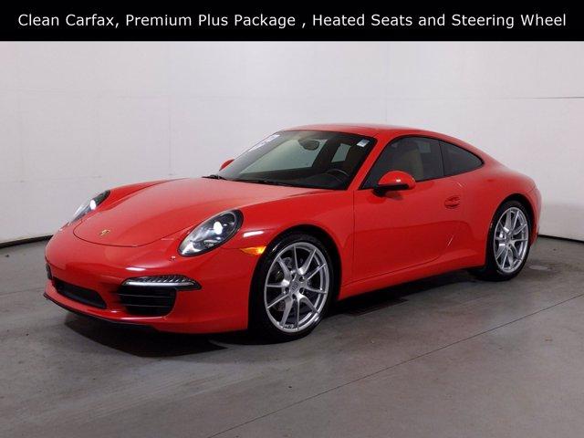 2013 Porsche 911 Carrera photo