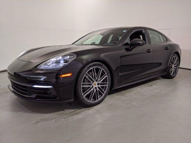 2020 Porsche Panamera S photo
