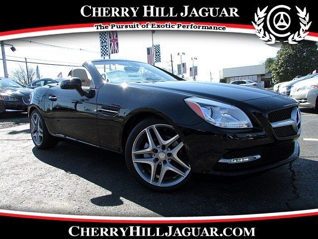New and used mercedes benz slk class for sale in for Mercedes benz cherry hill