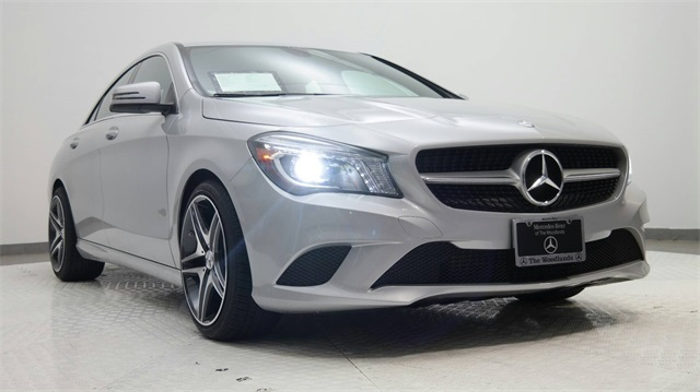 Pre Owned Mercedes-Benz CLA-Class Under $500 Down