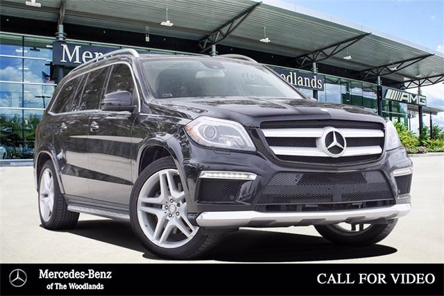 Mercedes-Benz GL-Class Under 500 Dollars Down