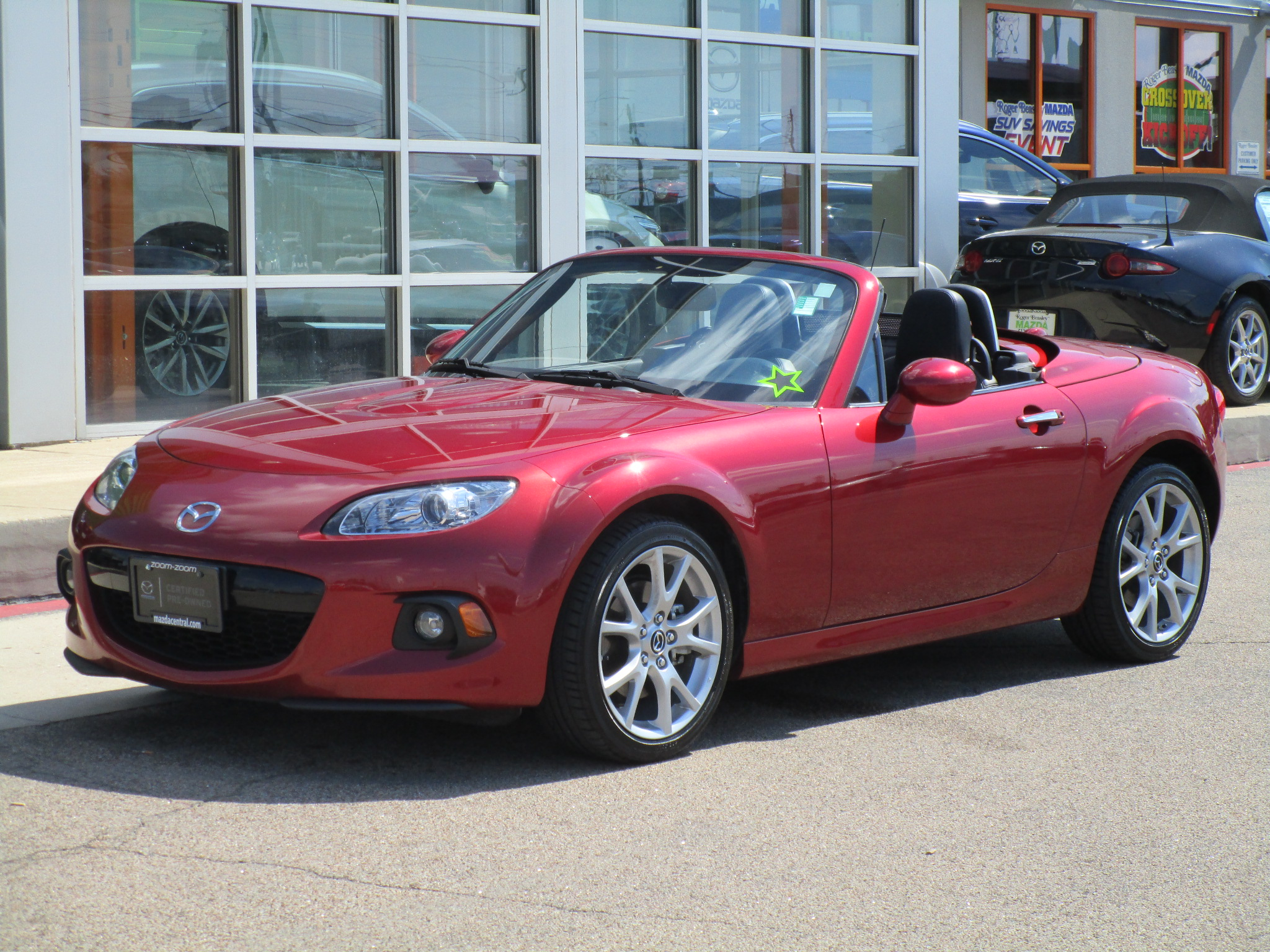 used mazda mx 5 miata for sale in austin tx the car connection. Black Bedroom Furniture Sets. Home Design Ideas