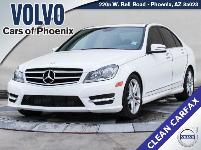 New and used mercedes benz c for sale in phoenix az u s for Used mercedes benz phoenix
