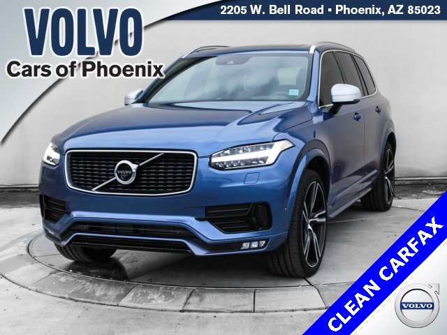 Used Volvo Xc90 For Sale In Phoenix Az The Car Connection