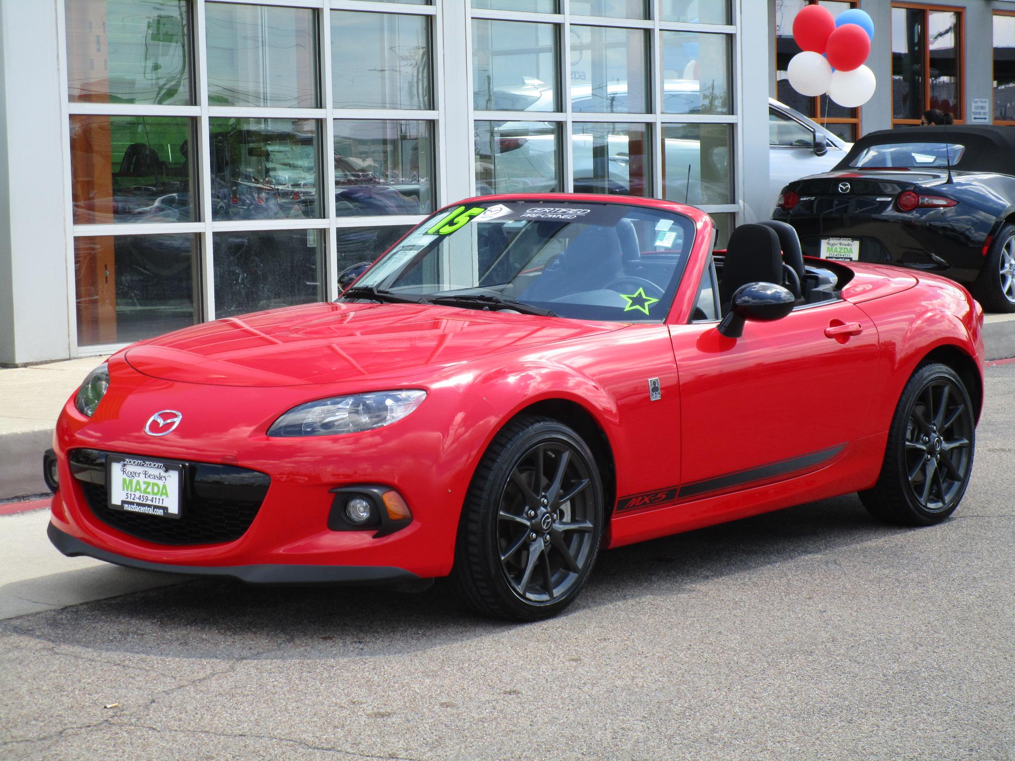 Used Mazda Miata for Sale Gallery – Drivins