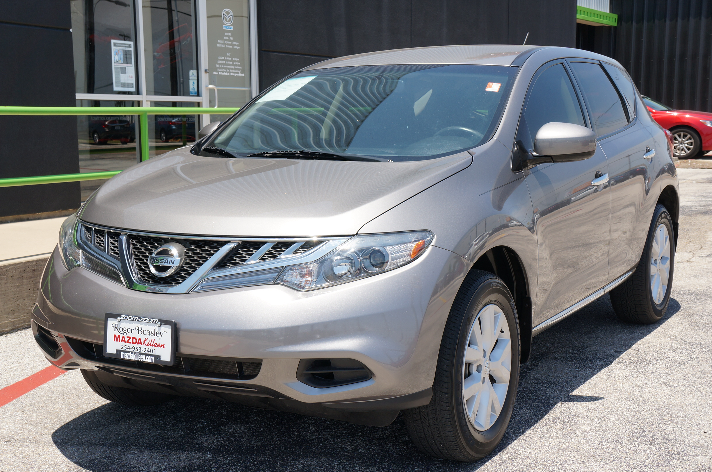 Pre Owned Nissan Murano Under $500 Down