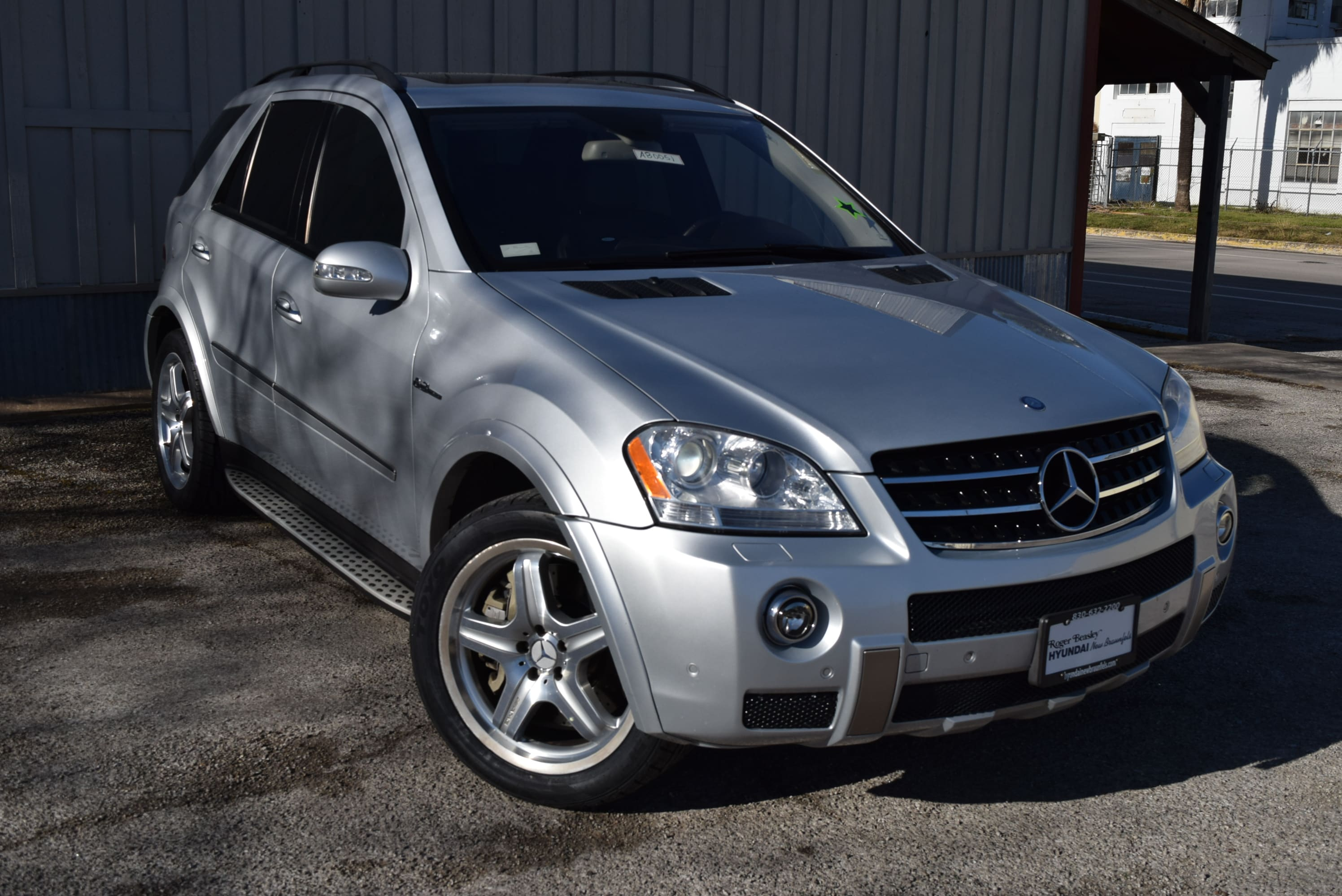 New and used mercedes benz ml for sale u s news world for New mercedes benz ml