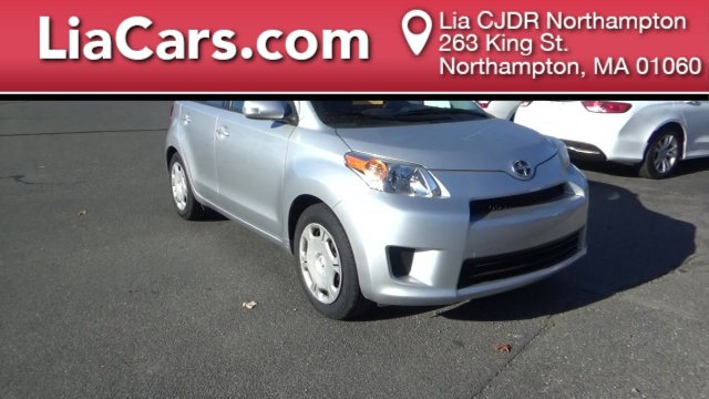 2011 Scion xD