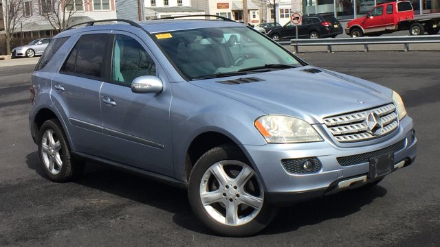 2008 Mercedes-Benz ML