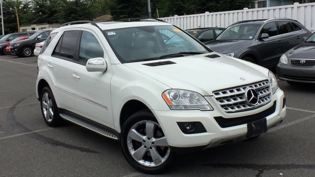 2009 Mercedes-Benz ML