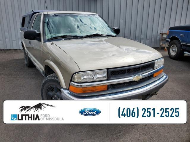 Chevrolet S-10 Under 500 Dollars Down