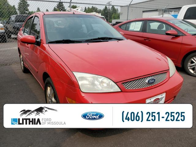 2006 Ford Focus ZTS photo