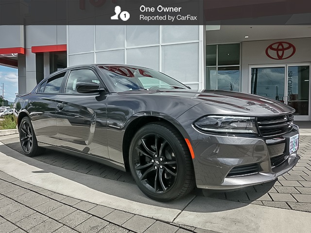 2018 Dodge Charger SE photo