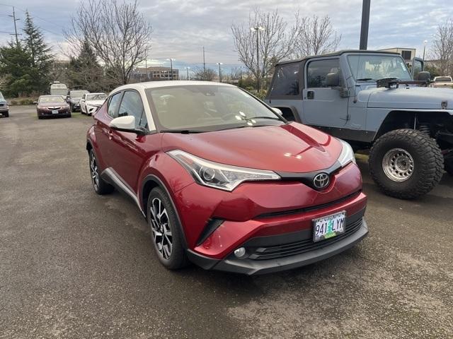 2018 Toyota C-HR XLE photo