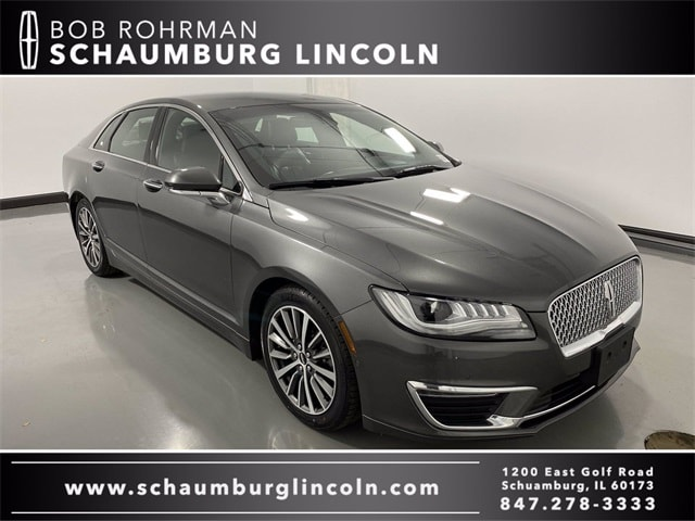 2017 Lincoln MKZ Select photo