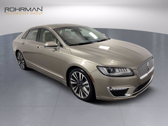 2018 Lincoln MKZ Reserve photo