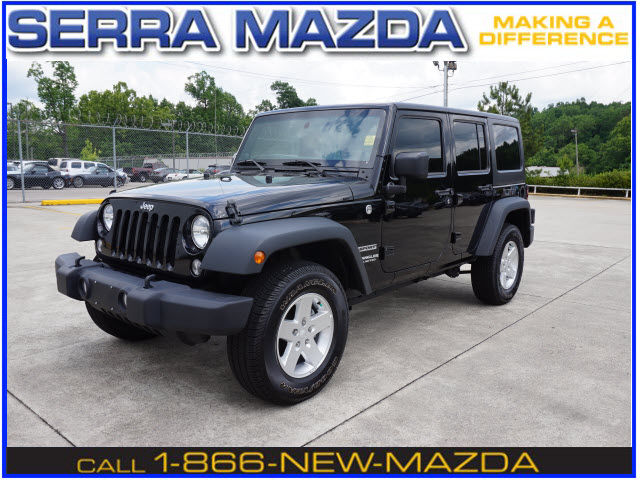 Used Jeep Wrangler Unlimited Below $1,000 Down