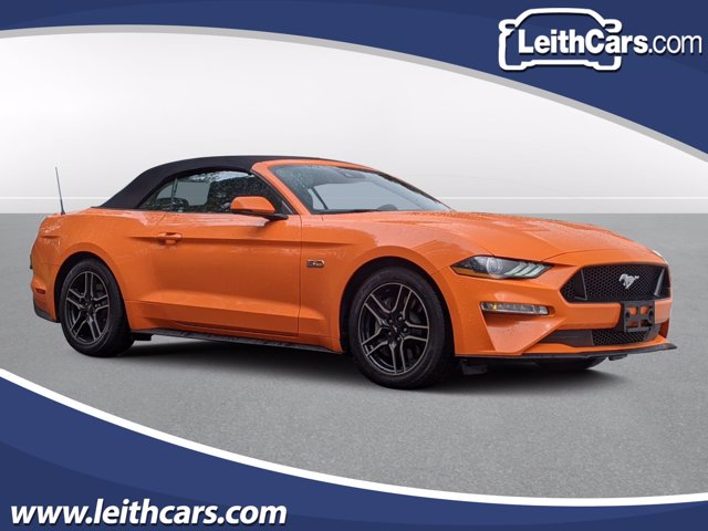 2020 Ford Mustang GT Premium photo