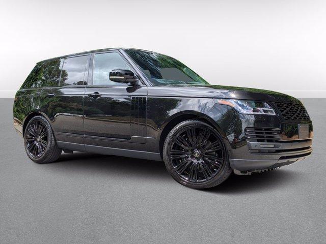 2020 Land Rover Range Rover P525 HSE photo