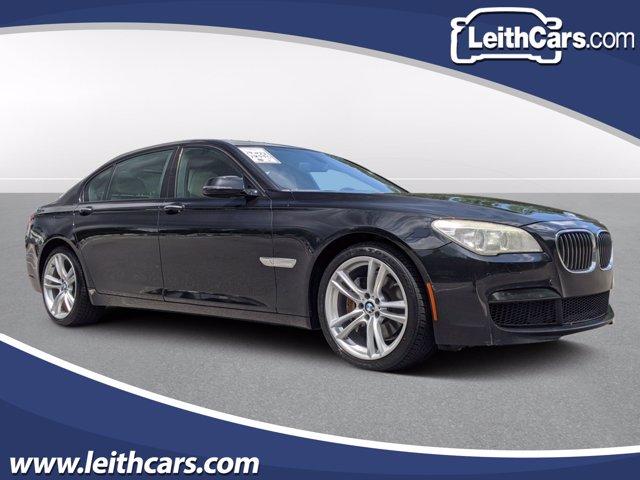 BMW 7 Series Under 500 Dollars Down