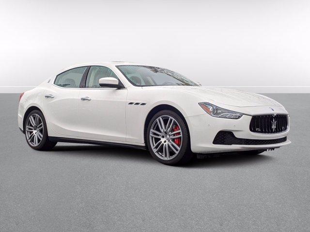 2017 Maserati Ghibli photo