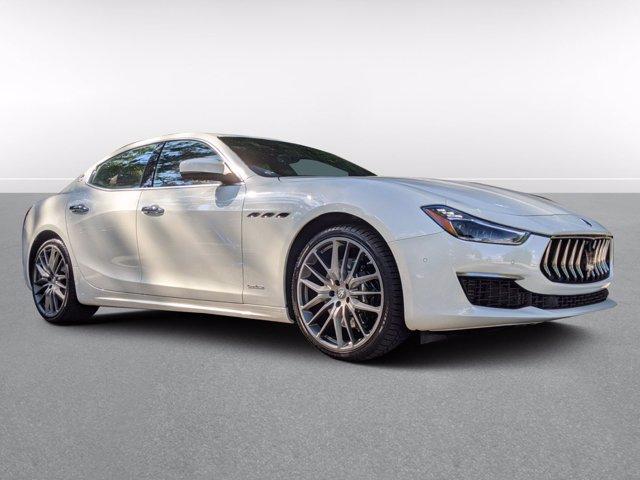 2020 Maserati Ghibli  photo