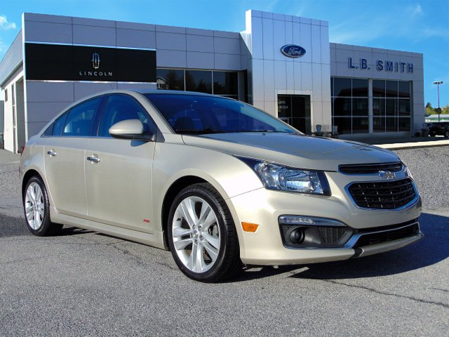Chevrolet Cruze Limited Under 500 Dollars Down