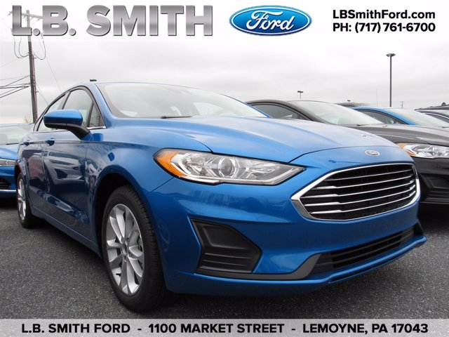 2020 Ford Fusion Hybrid SE images