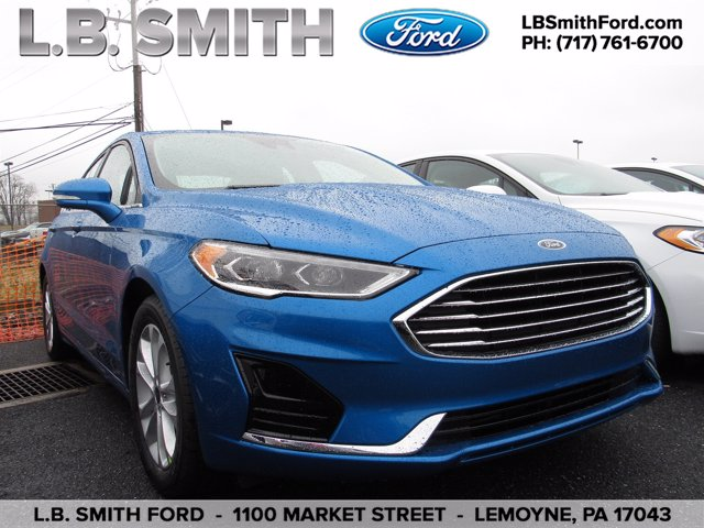 2020 Ford Fusion Hybrid  images