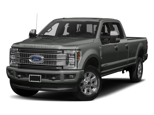 2017 Ford F-250 Super Duty King Ranch