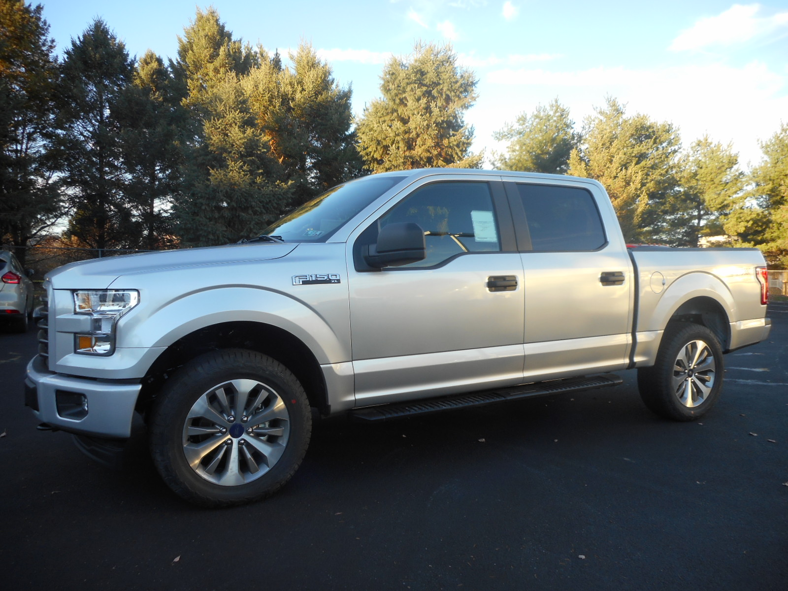 2017 ford f 150 silver silver 2017 ford f 150 car for sale in palmyra pa 4410759467 used