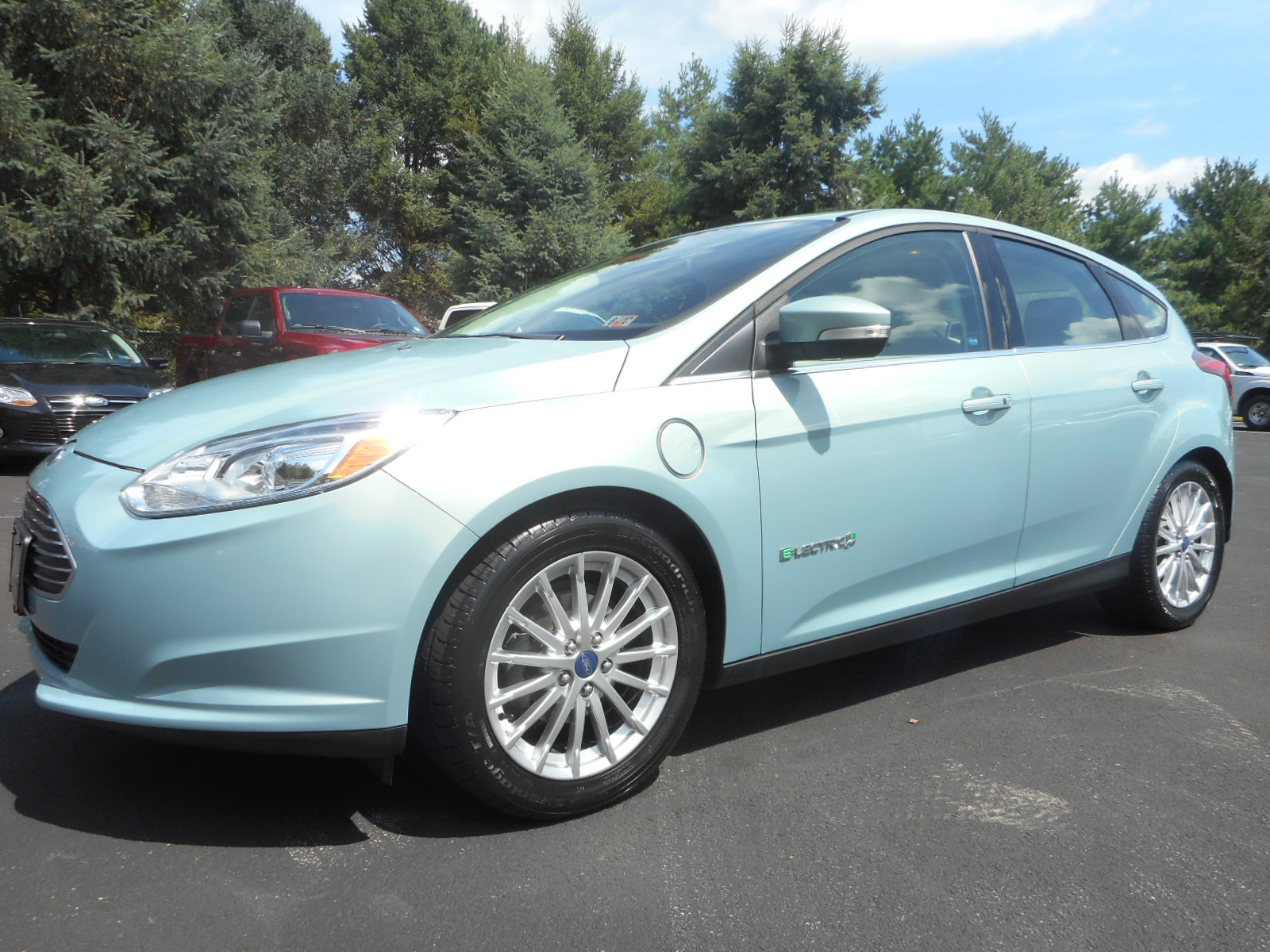 ford focus electric for sale used ford focus electric cars for sale. Black Bedroom Furniture Sets. Home Design Ideas