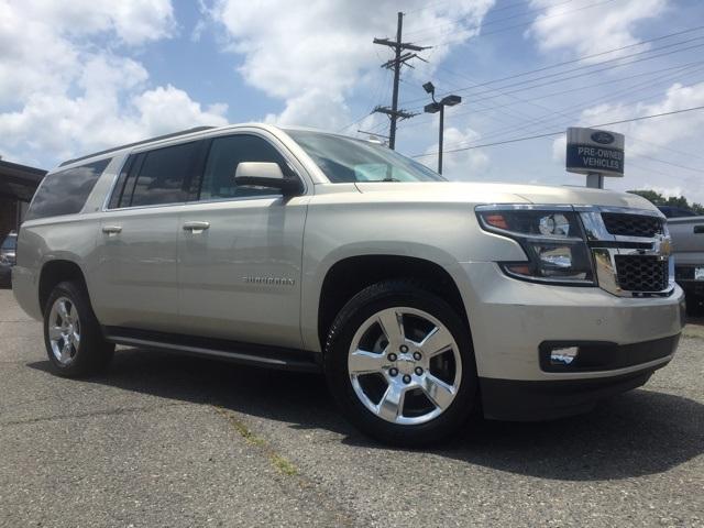 2016 Chevrolet Suburban 1500