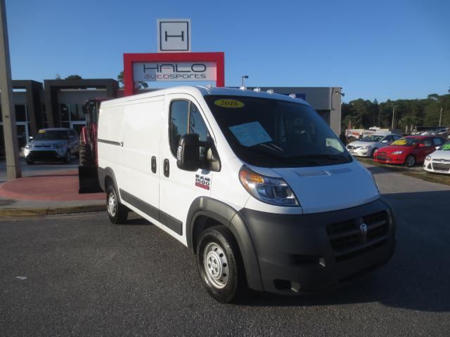 Pre Owned Ram ProMaster Cargo Van Under $500 Down