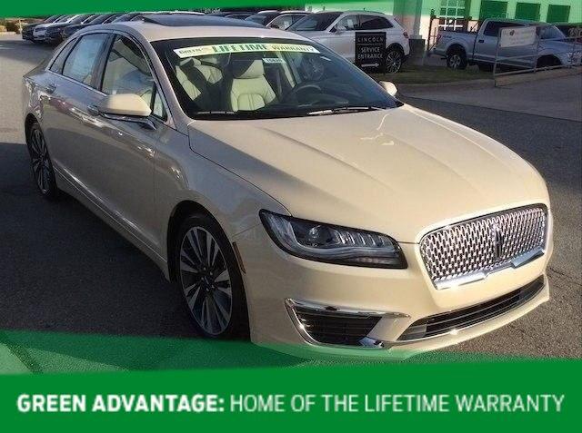 2018 Lincoln MKZ Select photo
