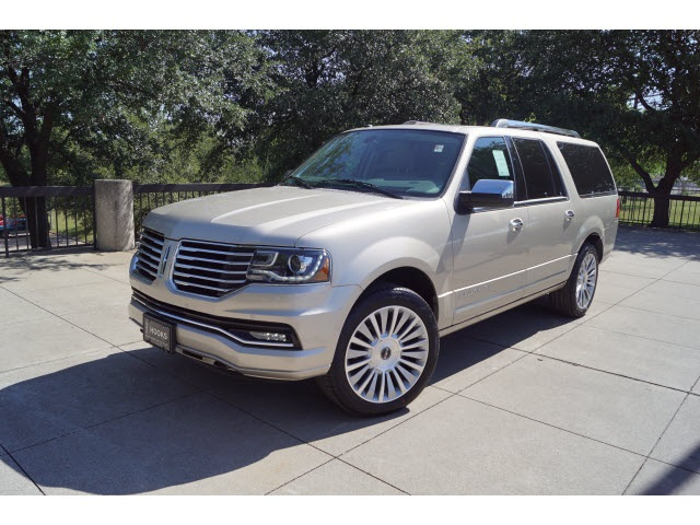 new and used lincoln navigator l for sale in fort worth tx the car connection. Black Bedroom Furniture Sets. Home Design Ideas