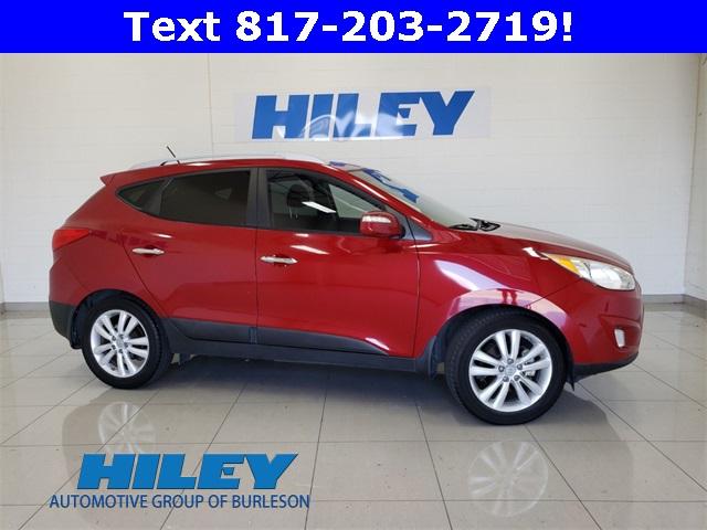 2012 Hyundai Tucson Limited photo