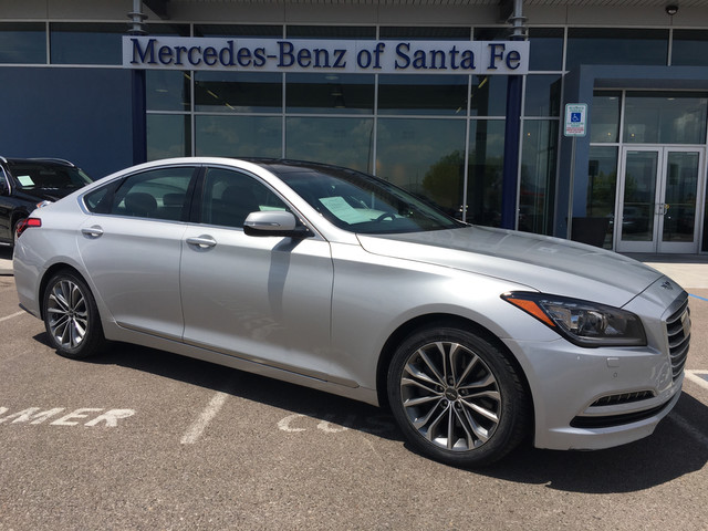 new and used hyundai genesis for sale in albuquerque nm the car connection. Black Bedroom Furniture Sets. Home Design Ideas
