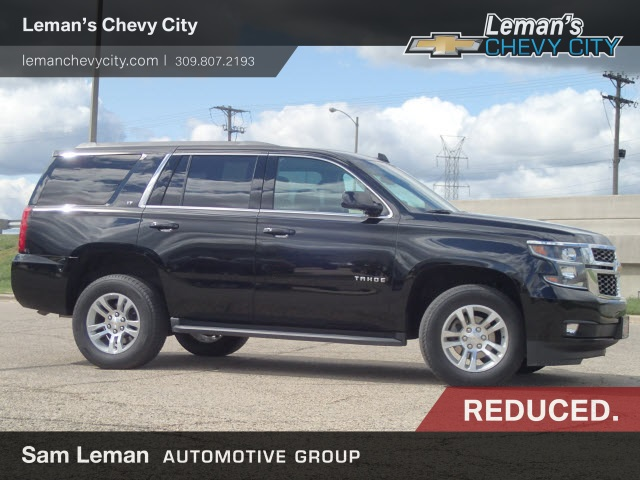 Bloomington, IL - 2017 Chevrolet Tahoe