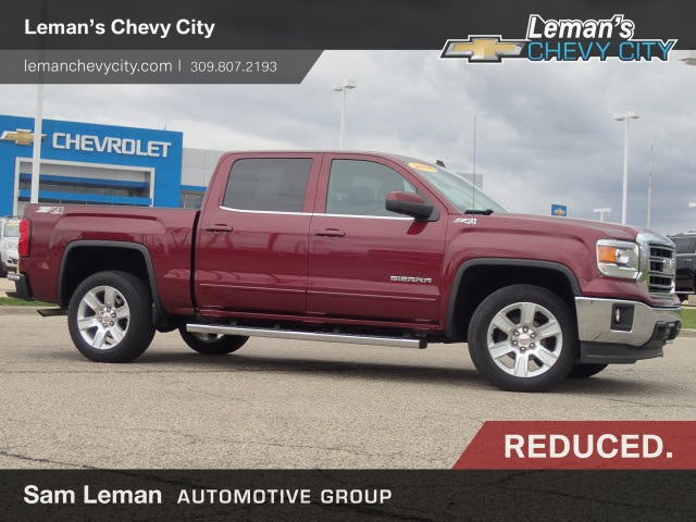 Bloomington, IL - 2014 GMC Sierra 1500