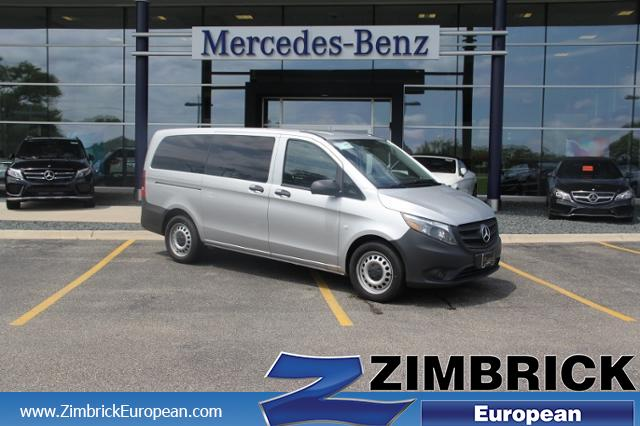 New and used mercedes benz metris passenger van for sale for Zimbrick mercedes benz