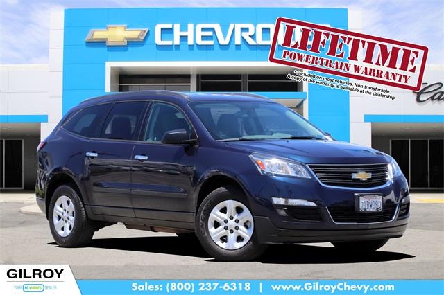 2016 Chevrolet Traverse LS photo