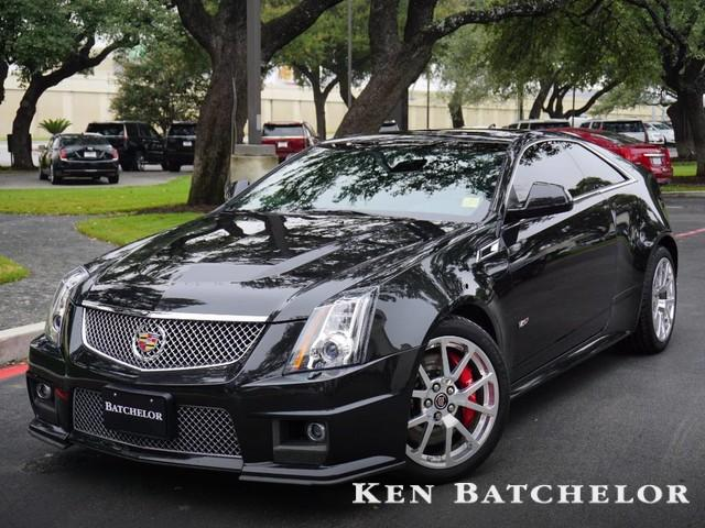 used 2014 cadillac cts v coupe in san antonio tx 78230. Cars Review. Best American Auto & Cars Review