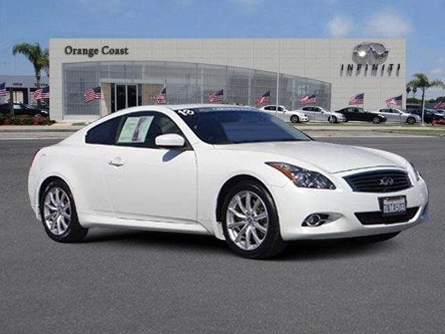 infiniti g37 coupe for sale in los angeles ca the car connection. Black Bedroom Furniture Sets. Home Design Ideas